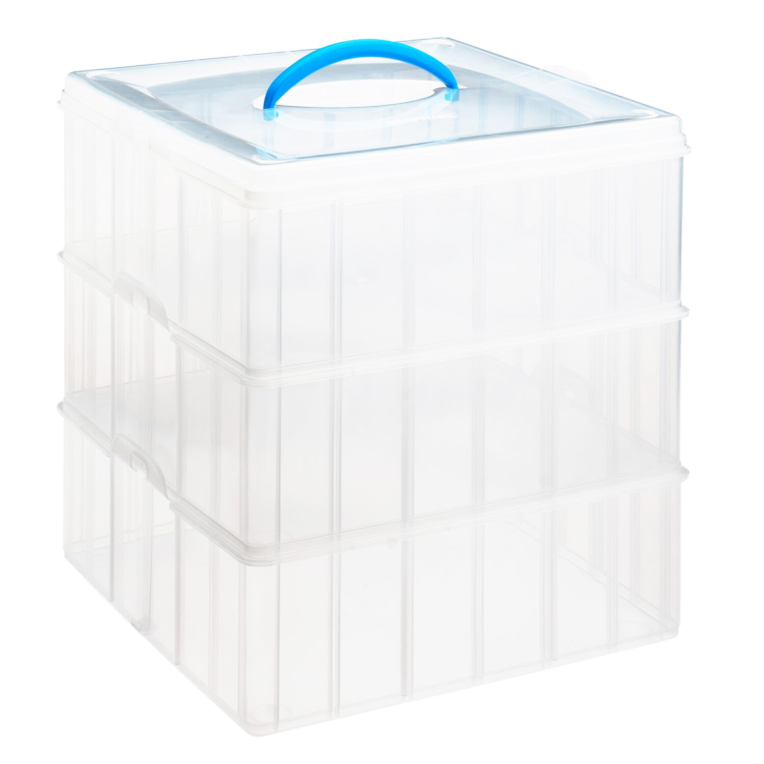 Snapware Snap N Stack Home Storage 12 X 12 Square
