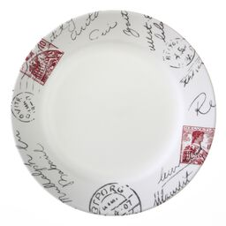 "Impressions™ Sincerely Yours 8.5"" Lunch Plate"