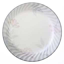 """Impressions™ Pink Trio 10.25"""" Dinner Plate"""