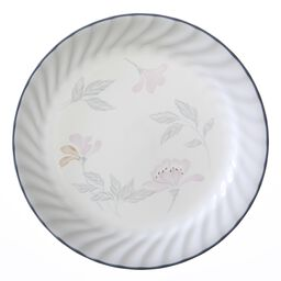 """Impressions™ Pink Trio 9"""" Lunch Plate"""