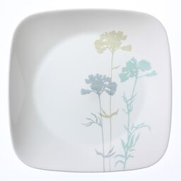 """Square™ Paper Shadows 8.75"""" Lunch Plate"""