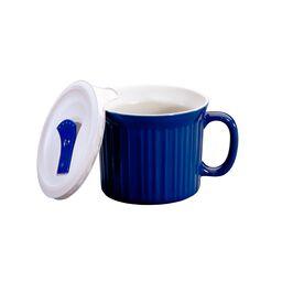 Colours™ Pop-Ins® 20 Ounce Mug w/ Lid, Blueberry