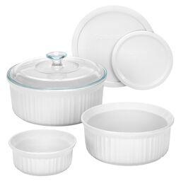 French White® 6-Pc Baking Set