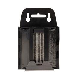 Heavy-Duty Utility Blades, 100-Pack w/ Dispenser