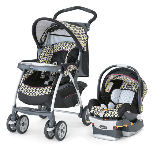 Cortina KeyFit 30 Travel System - Martini (discontinued) in