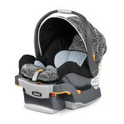 KeyFit 30 Infant Car Seat & Base- Rainfall in