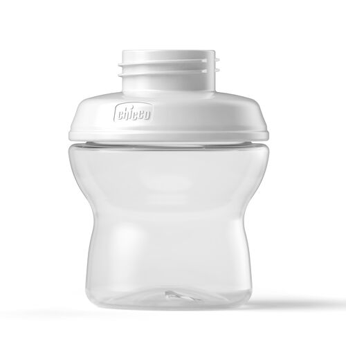 Chicco NaturalFit Breast Pump Adapter lid fits any NaturalFit Baby Bottle