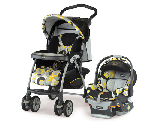 Cortina KeyFit 30 Travel System - Miro (discontinued) in