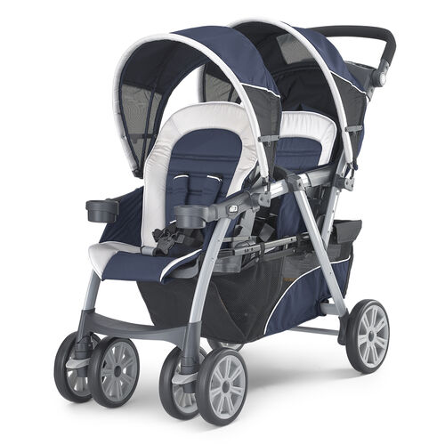 The Chicco Cortina Together Double Stroller is perfect for your growing family