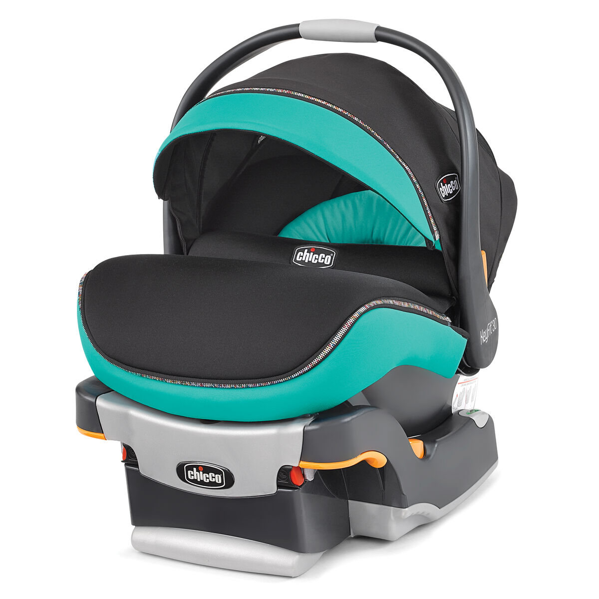 Chicco Chicco Keyfit 30 Zip Infant Car Seat Amp Base Emerald