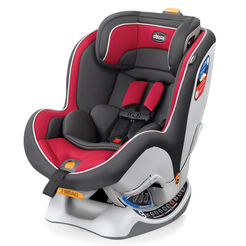 NextFit Convertible Car Seat - Passion in