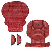 Replacement seat cushion, seat cover, and shoulder pads for Chicco Polly 2013 Highchair - Element