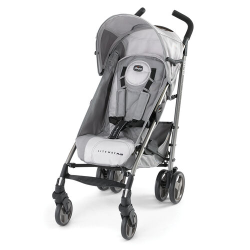 Chicco Liteway Plus Stroller - Silver
