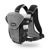 Featuring 3D air mesh fabric so baby can ride in the ultimate close comfort while traveling with mom or dad