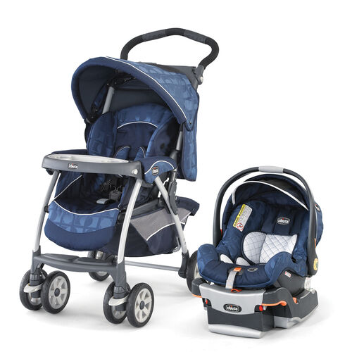 Cortina Keyfit 30 Travel System - Azura (discontinued) in