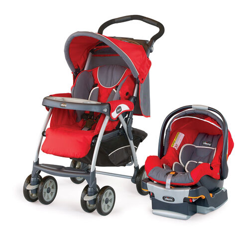 Cortina KeyFit 30 Travel System - Fuego (discontinued) in