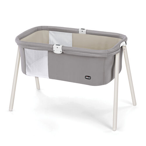 Chicco LullaGo Portable Bassinet Birch