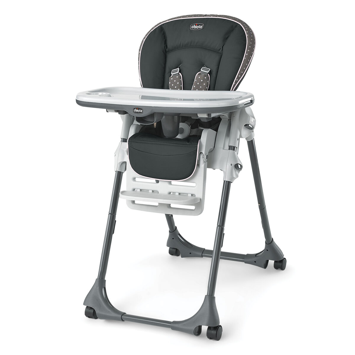 chicco chicco polly highchair lilla