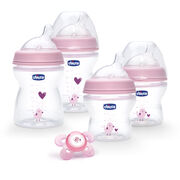 NaturalFit Stage 1 Pink Deco Gift Set in