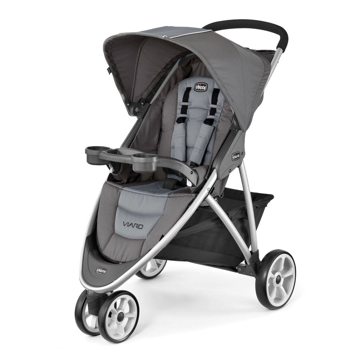chicco chicco viaro stroller graphite. Black Bedroom Furniture Sets. Home Design Ideas