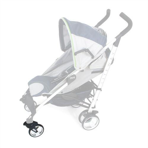 Front swivel wheel on Chicco Liteway Stroller