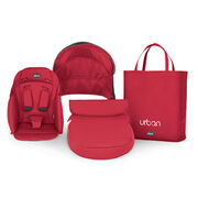 Urban Stroller Color Pack - Red in