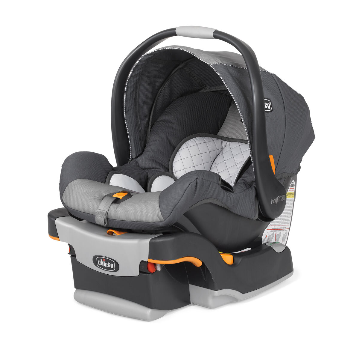 chicco keyfit 30 infant car seat base moonstone. Black Bedroom Furniture Sets. Home Design Ideas