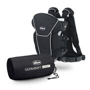UltraSoft Magic Infant Carrier - Black in
