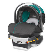 The KeyFit 30 infant car seat is designed to accomodate babies from 4lbs to 30 lbs