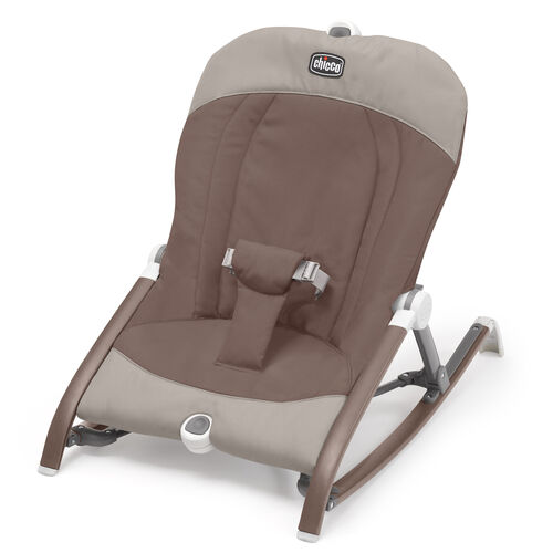 The Pocket Relax by Chicco features 3 recline positions for ease of comfort