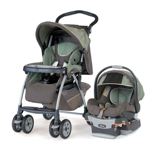 Cortina Keyfit 30 Travel System - Adventure (discontinued) in