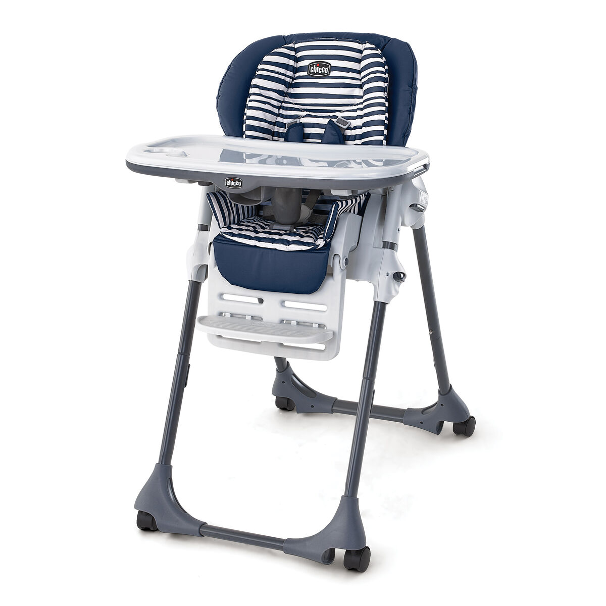Chicco Polly Double Pad Highchair Equinox