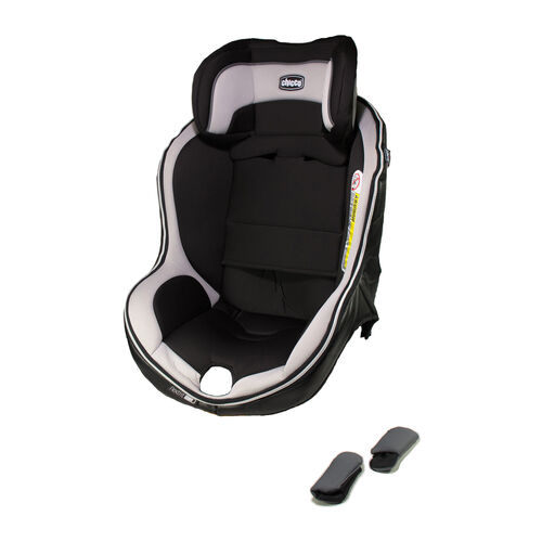 NextFit Zip - Seat Cover, Head Rest and Shoulder Pads - Castlerock in