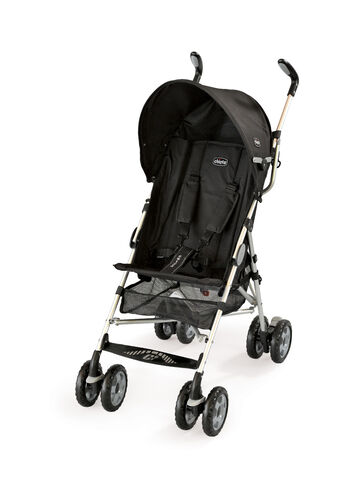 Chicco Lightweight Capri Stroller in Black