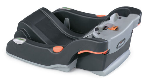 Chicco Keyfit  Car Seat Base Installation