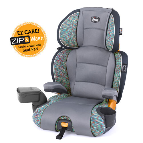 Chicco Kidfit Zip 2-in-1 Belt Positioning Booster Car Seat - Privata