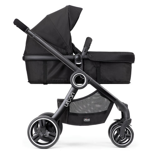 Chicco Urban 6-in-1 Modular Stroller with forward-facing bassinet