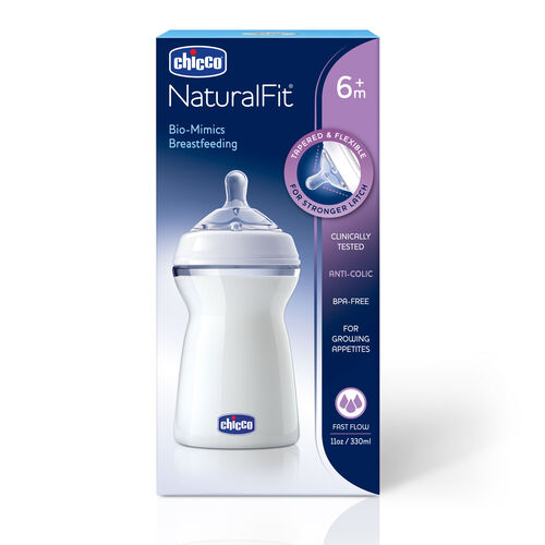 NaturalFit bottles are BPA free and made in Italy