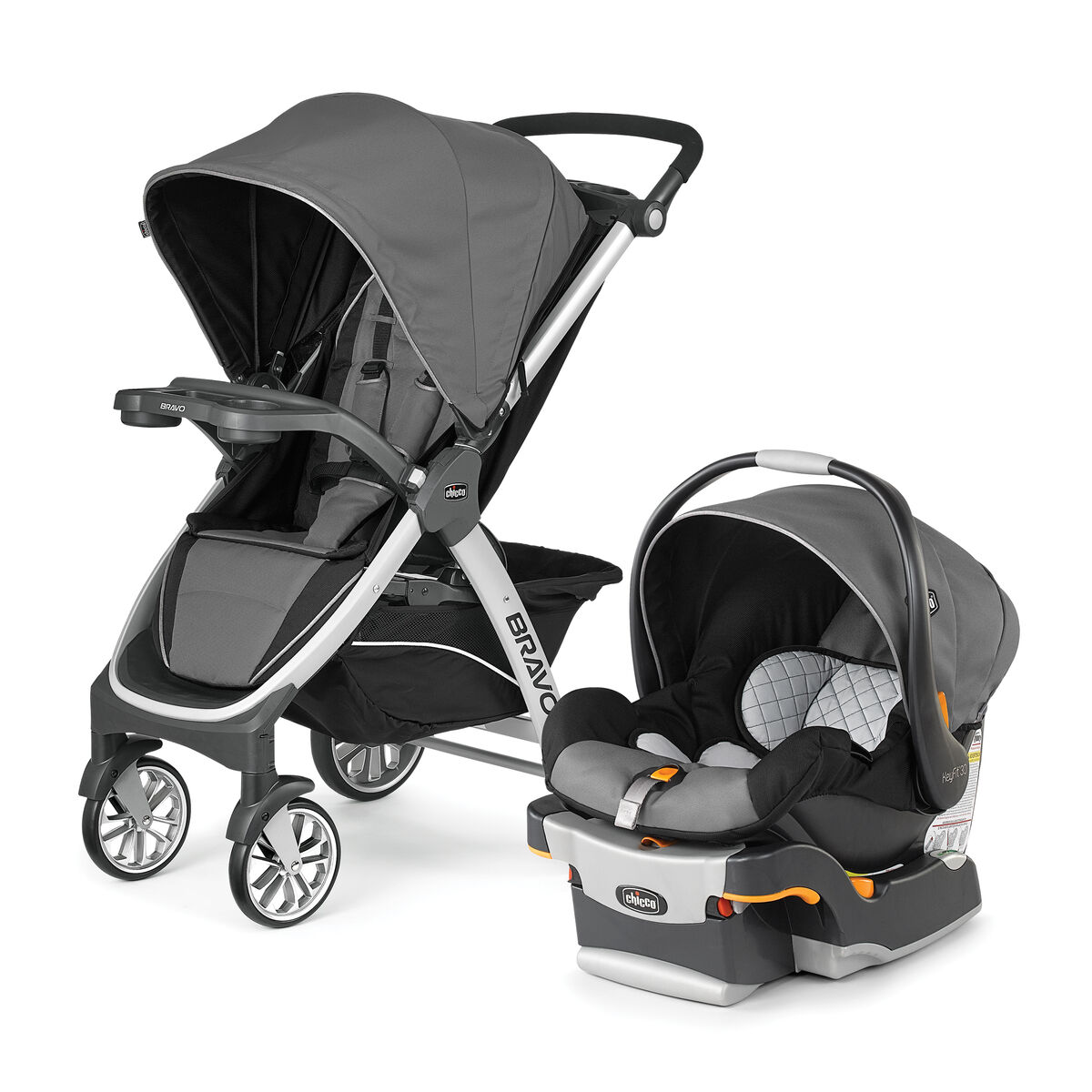 Chicco Chicco Bravo Trio Travel System Orion