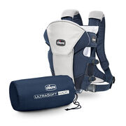 Chicco UltraSoft Infant Carrier with storage bag in Equinox Style
