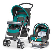Cortina SE Travel System - Atlantic in