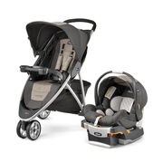 Introducing the Viaro Travel System by Chicco