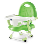 PocketSnack Booster Seat- Green in
