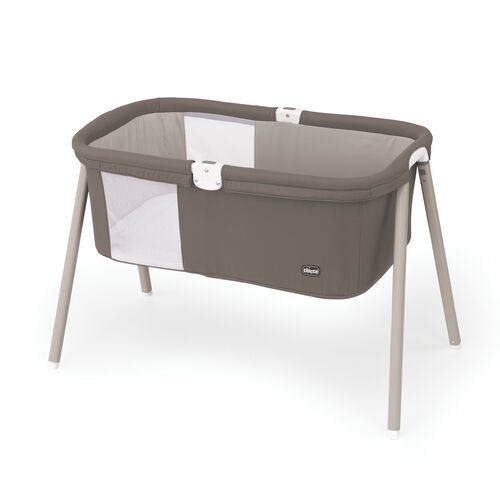 Lullago Portable Bassinet - Chestnut in