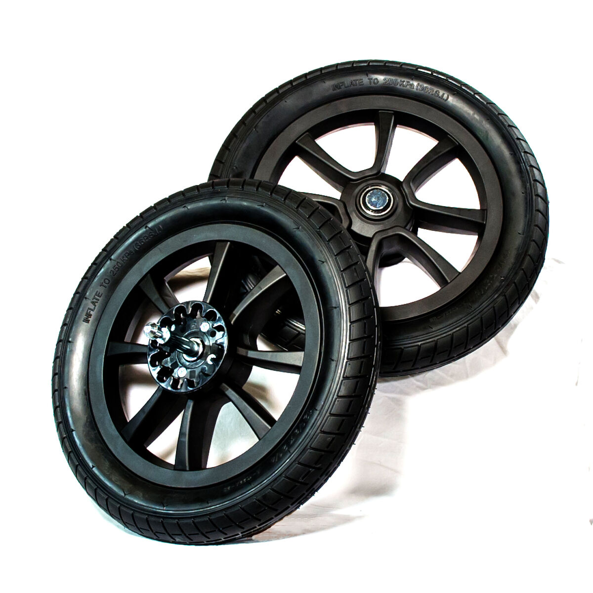 Chicco Chicco Activ3 Stroller Rear Replacement Wheels