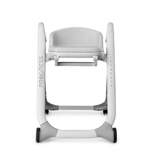 convert the chicco polly progress 5 in 1 highchair into a booster stool as your child growns up