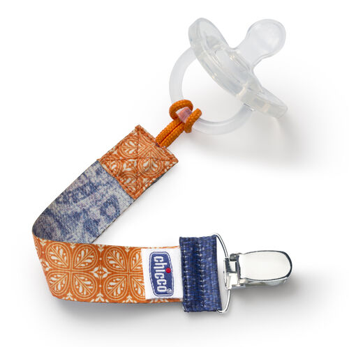 Chicco NaturalFit Pacifier Clips fit most pacifiers
