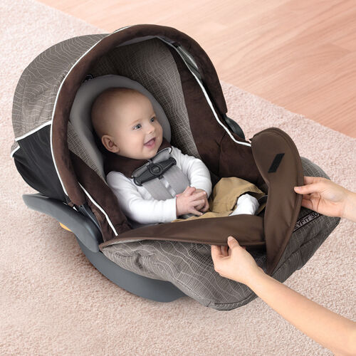 KeyFit 30 Magic Infant Car Seat & Base - Isle in
