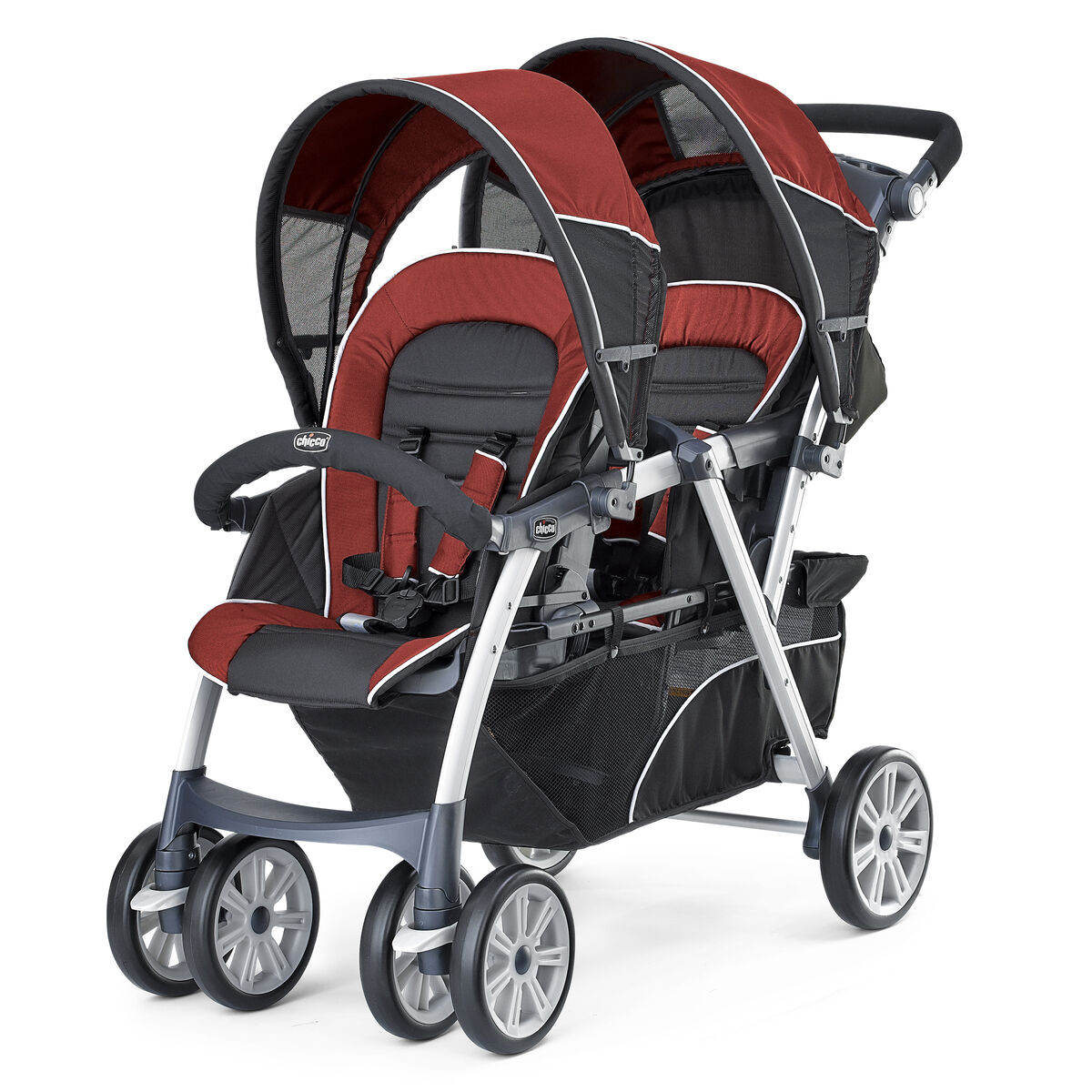chicco chicco cortina together element double stroller. Black Bedroom Furniture Sets. Home Design Ideas