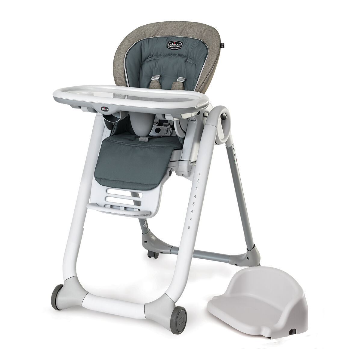 Chicco Chicco Polly Progres5 Highchair Naturale